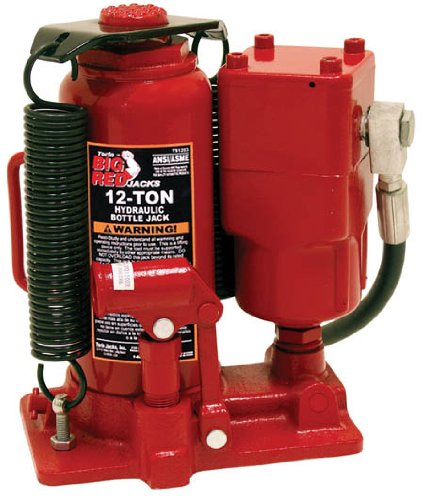 Torin TA91206 Hydraulic Air Jack - 12 Ton (Air Operated Jack compare prices)