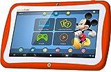 Smartab STJR75OR 7 Inch Kids Tablet With Preloaded Educational Apps & Games (Orange)