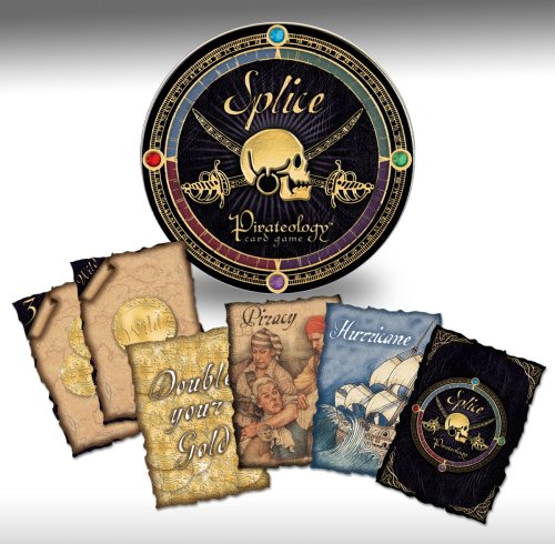 Sababa Pirateology Splice Card Game