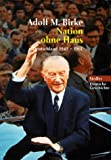 img - for Nation ohne Haus. Deutschland 1945-1961. book / textbook / text book