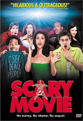 Cover art for  Scary Movie