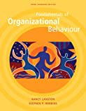 Fundamentals of Organizational Behaviour, Third Canadian Edition (3rd Edition)
