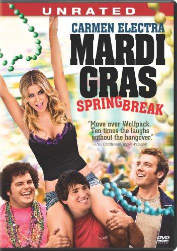 Mardi Gras: Spring Break [DVD] [Region 1] [US Import] [NTSC]