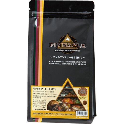 ピナクル (Pinnacle) ターキー&ポテト 2kg
