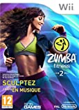 echange, troc Zumba fitness 2 : sculptez votre corps en musique