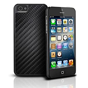 Photive iPhone 5 Carbon Fiber Case