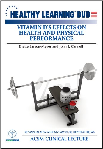 Vitamin Ds Effects On Health And Physical Performance