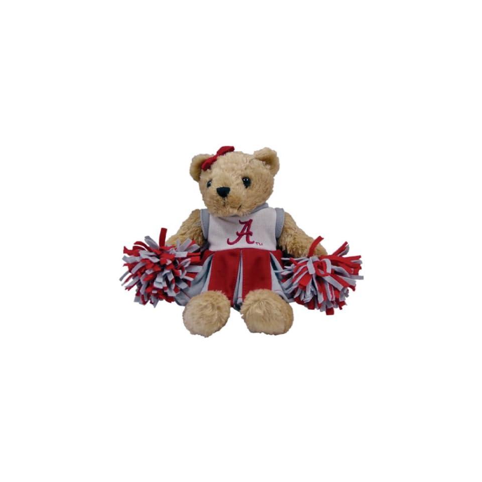 Alabama Crimson Tide NCAA Cheerleading Bear