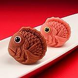 バレンタイン 2016 チョコレート和菓子 しょこら鯛(チョコ味、さくら味) おまとめ5セット オーガニックサイバーストア