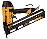 BOSTITCH N62FNK-2 15-Gauge 1 1/4-Inch to 2-1/2-Inch Angled Finish Nailer