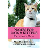 Names for Cats and Kittens