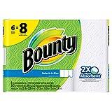 Bounty Select a Size Mega Paper Towels, 6 Pack