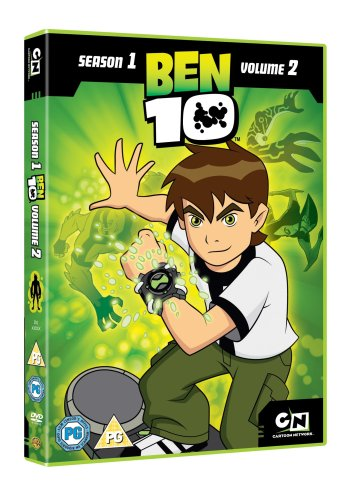 Ben 10 - Series 1 Vol.2 [DVD]