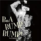 BoA CD・DVD 「BUMP BUMP! feat.VERBAL(m-flo)」
