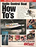 img - for Radio Control Boat How-To's book / textbook / text book