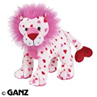 Webkinz Plush Stuffed Animal Love Lion by Ganz