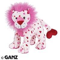 Webkinz Plush Stuffed Animal Love Lion by Ganz