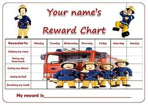 Potty Training Sticker Chart Fireman Sam Helpful Tips On
