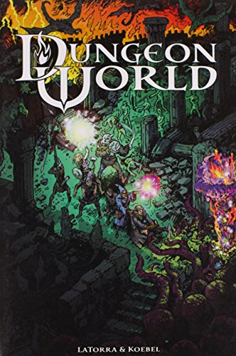 Dungeon World (Burning Wheel compare prices)