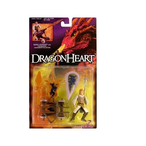Dragonheart King Einon Action Figure - 1