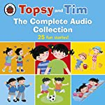 Topsy and Tim: The Complete Audio Collection | Jean Adamson,Gareth Adamson