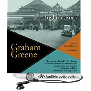 GRAHAM GREENE AND CHRISTIAN DESPAIR: TRAGIC AESTHETICS IN BRIGHTON ROCK AND THE HEART OF THE MATTER