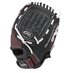 Buy Rawlings Players Series 10.5-inch Youth Baseball Glove (PL105BB) by Rawlings