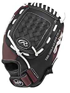 Rawlings Players Series 10.5-inch Youth Baseball Glove, Right-Hand Throw (PL105BB)