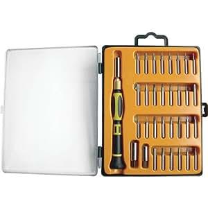 Platinum Tools 19101 Precision Screwdriver Set, 33-Piece