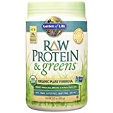 Garden of Life Raw Protein and Greens Light Sweet 23 oz (651g) Powder