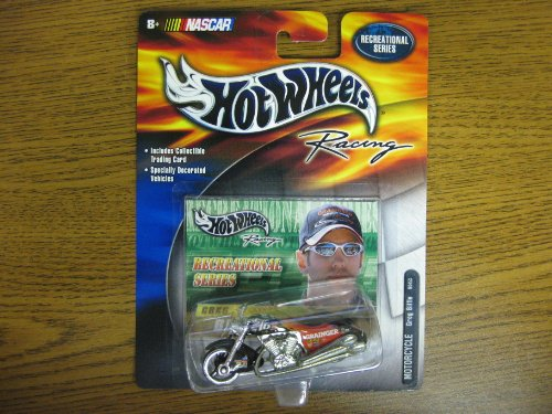Hot Wheels Racing Greg Biffle Motorcycle Grainger - 1