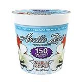 Arctic Zero Maple Vanilla 150 Calories Per Pint Frozen Dessert (Pack of 6)
