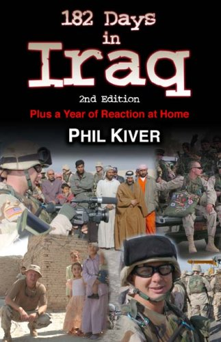 Image of 182 Days in Iraq