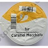 24x TASSIMO CARTE NOIRE LARGE CARAMEL LATTE MACCHIATO MILK CREAMER ONLY T-DISCS (NO COFFEE PODS) LOOSE