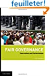 Fair Governance: Paternalism and Perf...