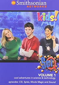 SciQ Smithsonian Networks Kids, Vol. 1