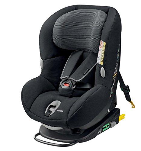 Bébé Confort 85368950 MiloFix Seggiolino Auto, Nero