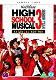 High School Musical 3 (Extended Edition) [DVD]