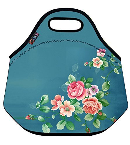 nice-flower-soft-insulated-lunch-box-food-bag-neoprene-gourmet-handbag-lunchbox-cooler-warm-pouch-to