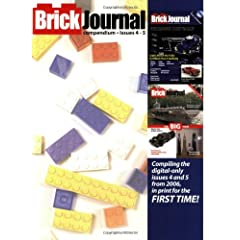 Brickjournal Compendium 2: People - Building - Community