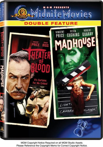 theater of bloodmadhouse midnite movies double feature