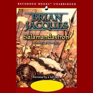 Salamandastron Audiobook