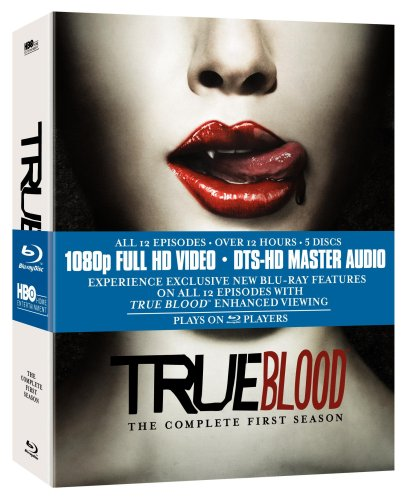 True Blood: Complete First Season [Blu-ray] [Import]