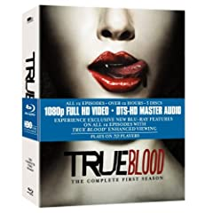 True Blood: The Complete First Season Blu-ray
