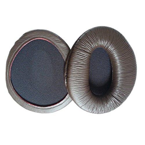 Foxnovo Ersatz Ear Pads Ohr Kissen weicher PU-Schaum für SONY MDR-Z600 MDR-V600 MDR-V900 MDR-7509HD Kopfhörer