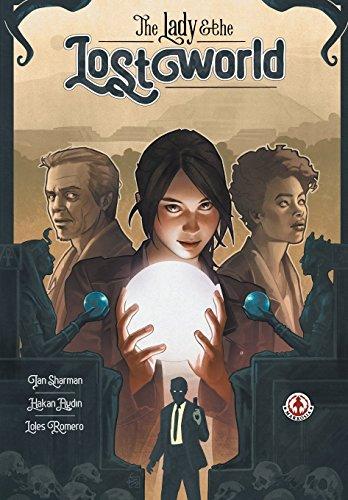 The Lady & the Lost World [Sharman, Ian] (Tapa Blanda)