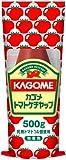 カゴメ トマトケチャップ チュ-ブ 500g (6入り)