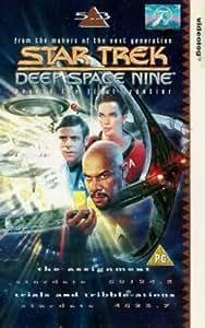 Star Trek Deep Space Nine: Volume 5.3 [VHS] [1995]