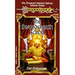 The Swordsheath Scroll: The Dwarven Nations Trilogy Vol 3  (Dragonlance Saga) by Dan Parkinson