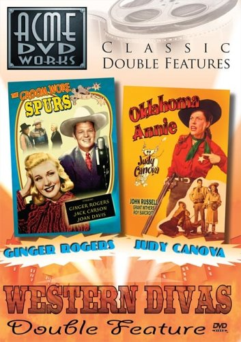 Western Divas Double Feature (The Groom Wore Spurs / Oklahoma Annie)